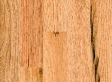 3 4quot X 3 1 4quot Red Oak Cabin Grade Hardwood Mayflower