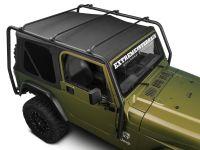 Barricade Wrangler Roof Rack - Textured Black J100172 (97 ...
