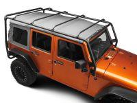 Barricade Wrangler Roof Rack - Textured Black J100173 (07 ...