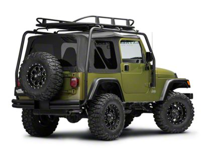 Cargo Space In Jeep Wranglershtml Autos Post