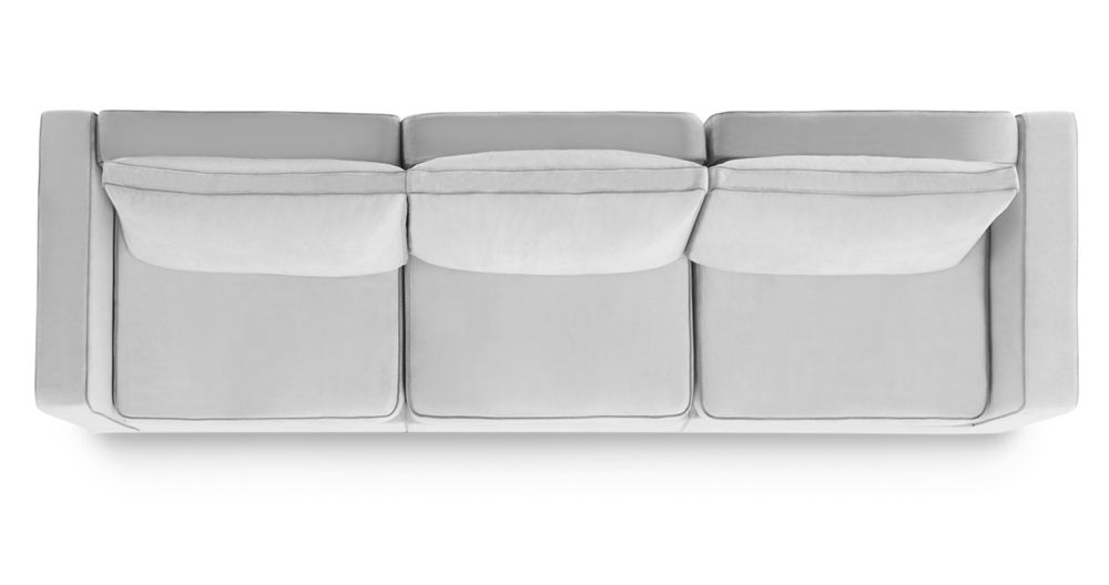 Atlantic Home Collection Couchtisch Couch Sofa Couch Teak Wood White With Couch Perfect George