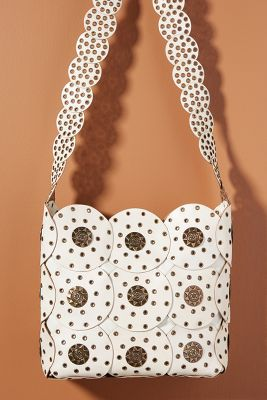 Antik Design Antik Batik Baez Studded Tote Bag