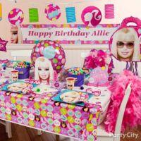 Barbie Birthday Party Ideas - Party City