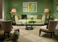 Color Story  Decorating With Green | Monochromatic ...