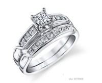 Matching Wedding Sets and Diamond Bridal Sets | Robbins ...