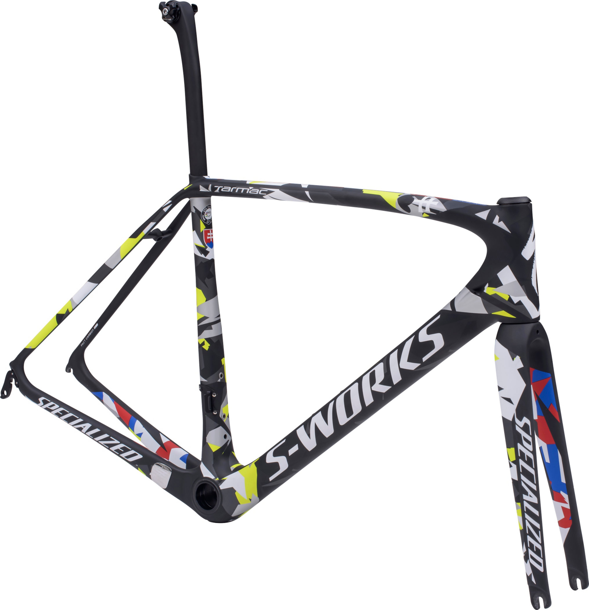 Cuadros Specialized Cuadro S Works Tarmac Replica Sagan Specialized