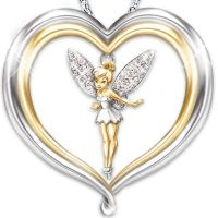 Tinkerbell Jewelry - Pendant, Necklace, Watch, Charms ...