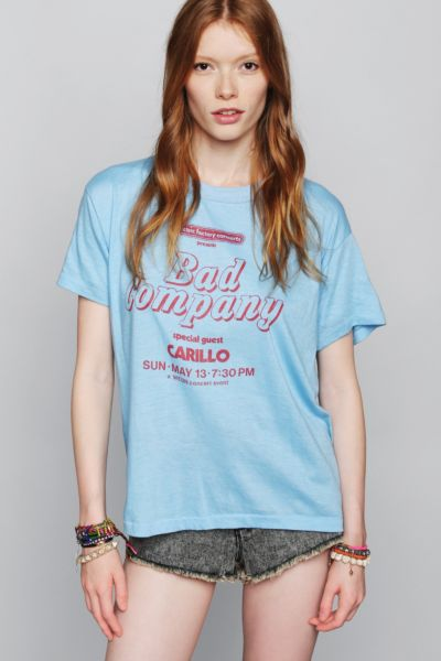 Vintage Bad Company Vintage Bad Company Tee Urban Outfitters Canada