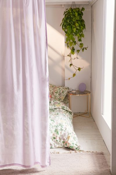 Lavender Sheer Curtains Sheer Voile Lavender Window Curtain