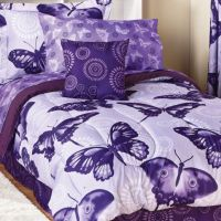 Flutter 8pc Comforter Set