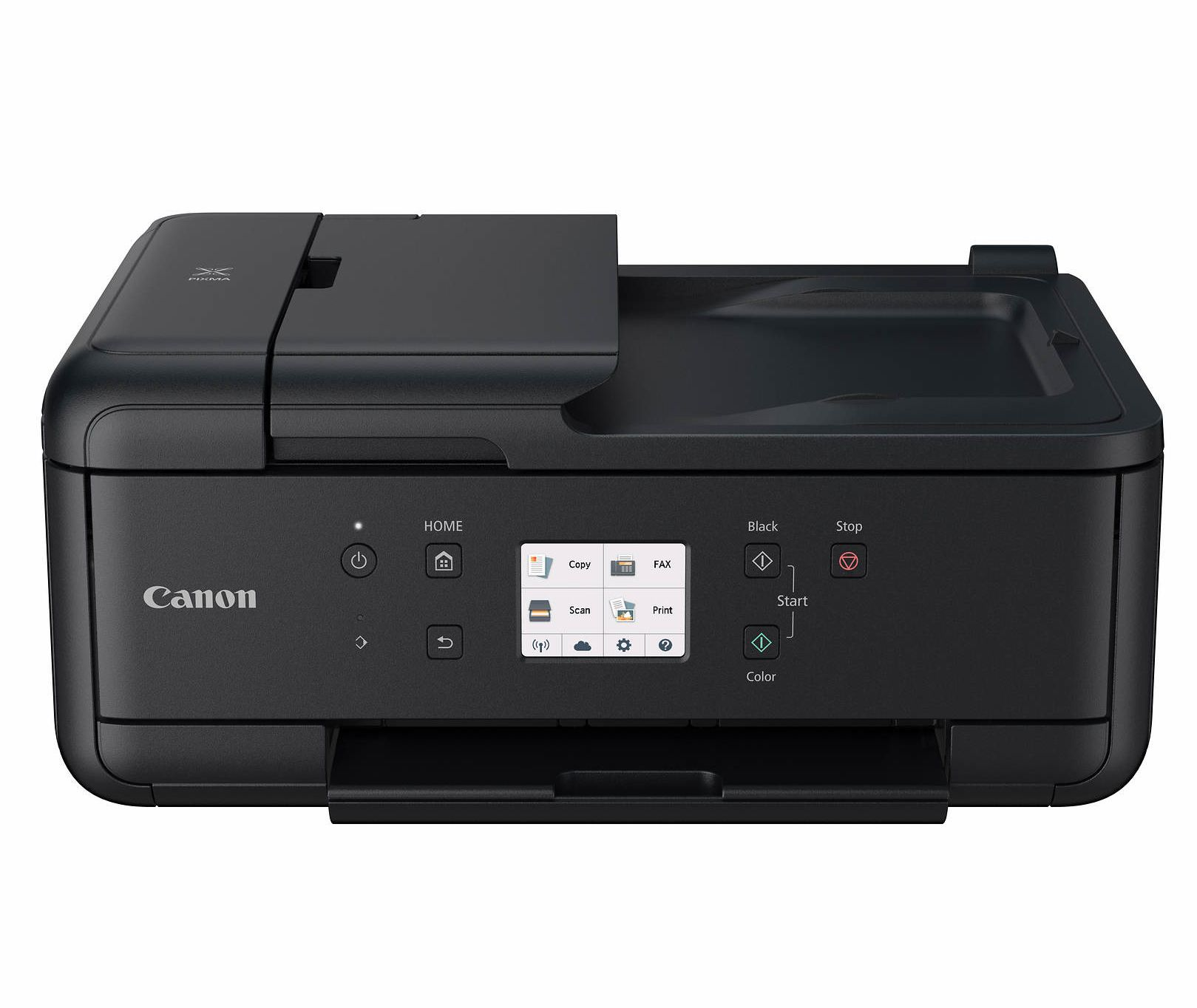Home Office Club Canon Pixma Tr7520 Wireless Home Office All In One Printer