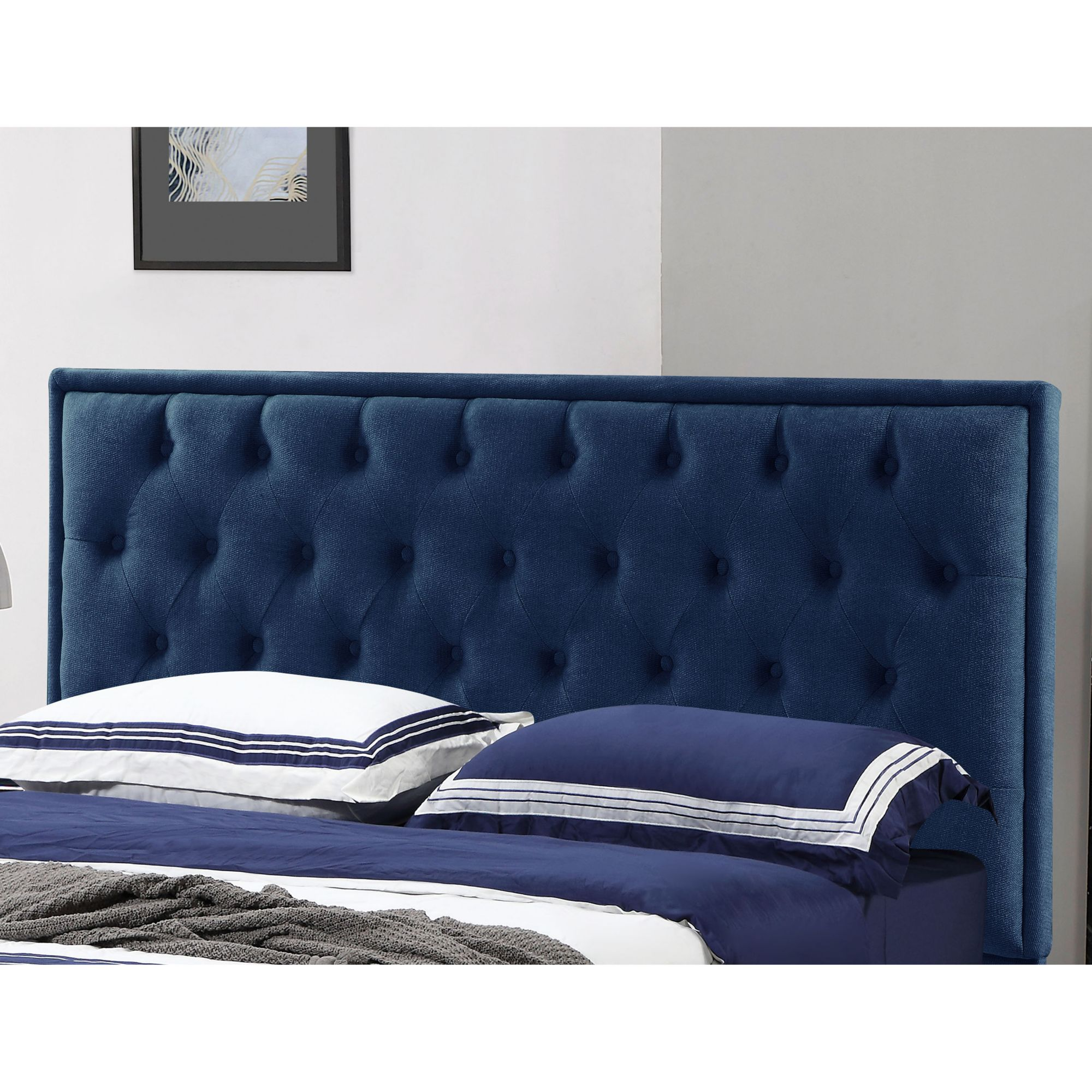 Must Have Abbyson Living Zenovia Tufted King California King Size Headboard Na From Abbyson Living Accuweather Shop