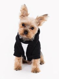 Flex Fleece Small Dog Zip Hoodie | American Apparel