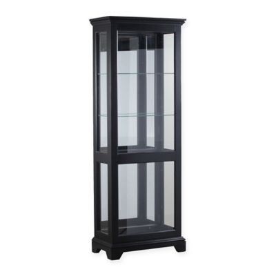 Buy Powell Large Blackledge Curio Cabinet from Bed Bath