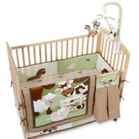 Farm Babies Crib Bedding and Accessories by Nojo - Bed ...