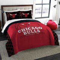 NBA Chicago Bulls Comforter Set - Bed Bath & Beyond