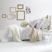 Glam Polka Dot Reversible Comforter Set - Bed Bath & Beyond