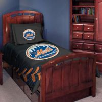 Major League Baseball Twin/Full Comforter Set - New York ...