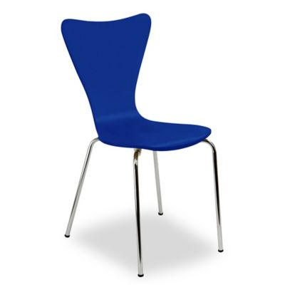 Legarer Bent Plywood Chair In Blue Buybuy Baby