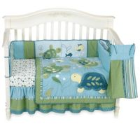 CoCaLo Baby Turtle Reef 6-Piece Crib Bedding Set - buybuy ...
