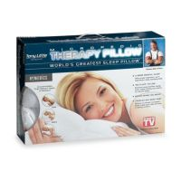 Buy Tony Little Micropedic Therapy Pillow by Homedics from ...