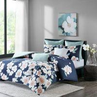 Madison Park Sakura Duvet Cover Set - Bed Bath & Beyond