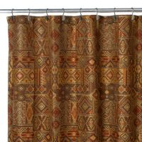 Shower Curtains Southwestern Style | Home Decoration Club