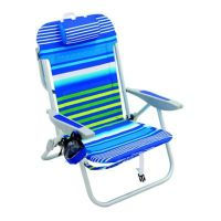 5-Position Backpack Beach Chair - Bed Bath & Beyond