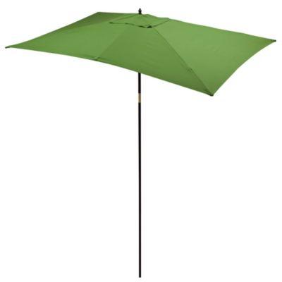 95 Foot Rectangular Hardwood Umbrella Www