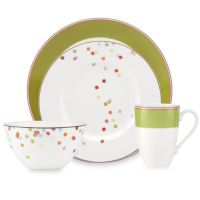 kate spade new york Market Street Dinnerware Collection ...