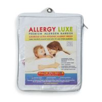 Allergy Luxe Bed Bug Pillow Protector - Bed Bath & Beyond