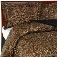 Leopard Print Comforter Set - Bed Bath & Beyond