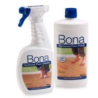Bona Hardwood Floor Cleaner & Polish Set - Bed Bath & Beyond