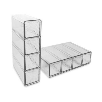 Buy Interdesignr Rain 4 Drawer Organizer From Bed Bath