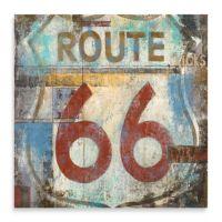 Route 66 Wall Art by Michael Longo - Bed Bath & Beyond
