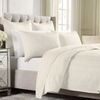 Buy Wamsutta Serenity Quilted Standard Pillow Sham in ...