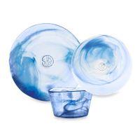 Kosta Boda Mine Dinnerware in Blue - Bed Bath & Beyond