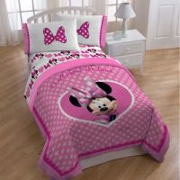 Disney Minnie Bedding and Accessories