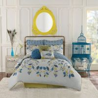 Anthology Bloomsbury Reversible Comforter Set - Bed Bath ...