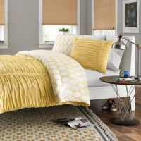 Buy Reagan Reversible Twin/Twin XL Comforter Set in Pale ...