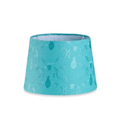 Mix Match Small 10 Inch Embroidered Hardback Drum Lamp