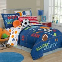 All Sports Bedding Collection - Bed Bath & Beyond