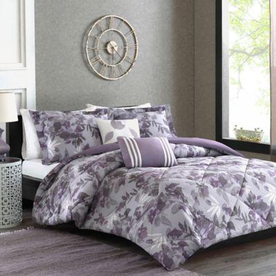 Cozy Soft® Aura Reversible Comforter Set - Bed Bath & Beyond