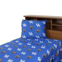 Buy University of Kentucky Twin Sheet Set from Bed Bath ...