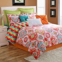 Buy Orange Blue Comforter Sets from Bed Bath & Beyond