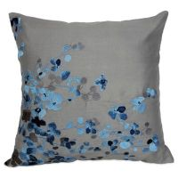 Hycroft Embroidered Square Throw Pillow - Bed Bath & Beyond