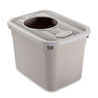 Clevercatr Top Entry Cat Litter Box Bed Bath Beyond