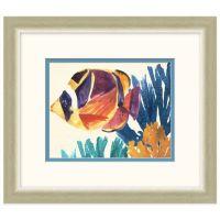 Tropical Fish 2 Wall Art - Bed Bath & Beyond