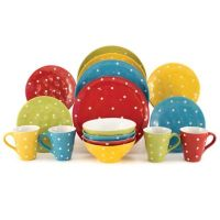 Buy Maxwell & Williams Sprinkle 16-Piece Dinnerware Set ...