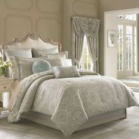 J. Queen New York Colette Comforter Set - Bed Bath & Beyond